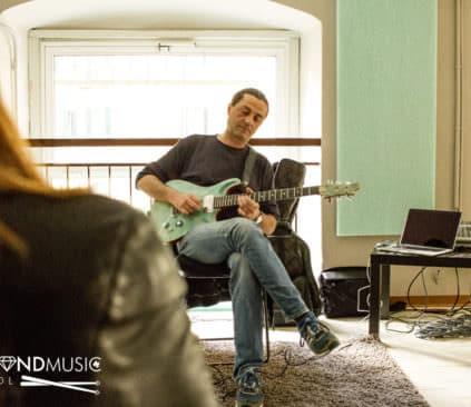 Open Day con Marco Cravero - Diamond Music School Genova