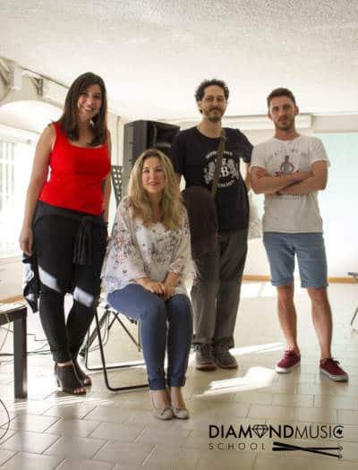 Open day Letizia Custo - Corso di canto moderno - Scuola di musica Genova Centro